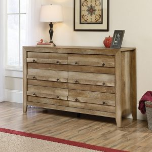 Sauder Dakota Pass 6 Drawer Dresser